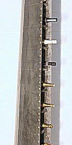 Plane Wing Wine Rack