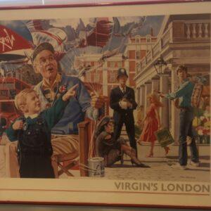 Virgin Air Advert