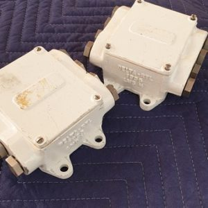 Bluntray Junction Box (small)