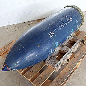 One Tonne Practice Bomb