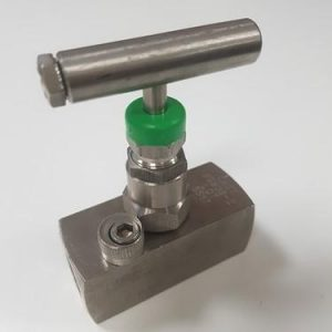 Alco Valves Ltd Needle Valve 1/4in