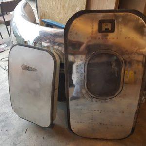Plane Escape Door (Large)