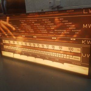 Old Skool Radio Lightbox