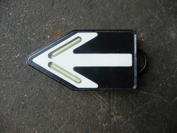 British Army Glow In The Dark Route Marker