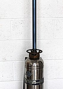 GB Salvage USA Fire Hydrant Light