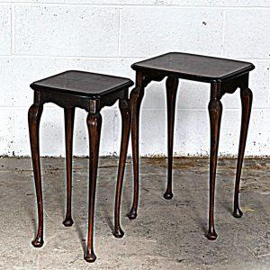 Mahogany Table Set