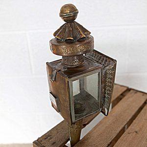 Miniature Brass Wall Lanterns