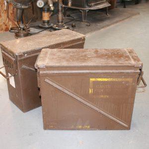 Twin Amo Boxes