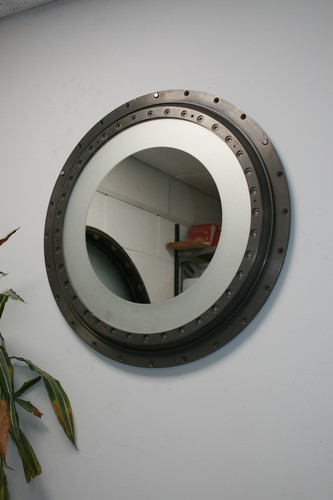 Industrial Mirror - Medium (V2)