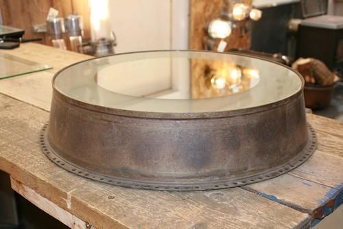 Industrial Engine Ring - Deep