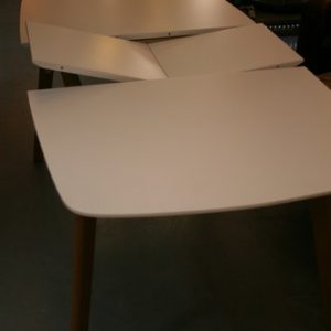 White Gloss Dining Table (Large)