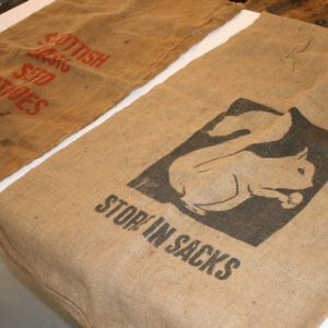 Nut and Seed Sacks