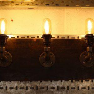 Mini Pipe Wall Light