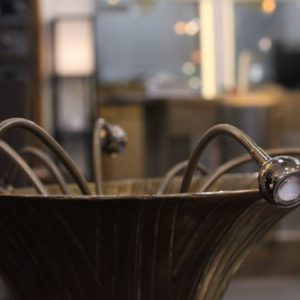 Gramaophone Lamp