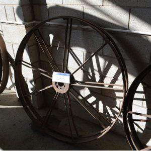 Cart Wheel Utoxita (Huge)