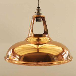 Copper pendant (GBS257)