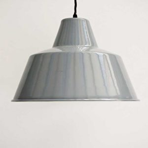 Large French Grey Pendant (GBS263 )