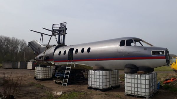 De Havilland 125