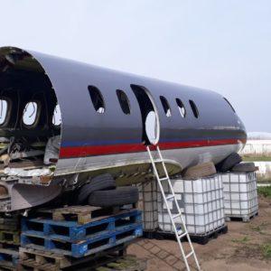 125 Fuselage Body