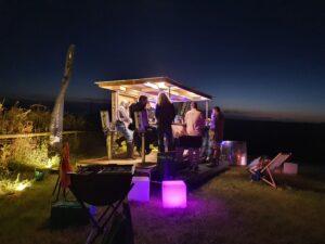 Aviator Mobile Bar Launch