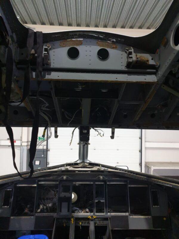 Dash8 Cockpit