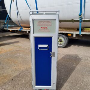 Korta Plane Trolley - Waste