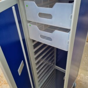 New Plane Catering Trolley